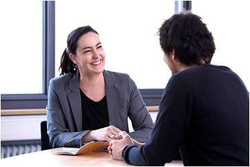 Unsere Expertin Yvonne Abegg Ist Dipl Berufs Studien Und