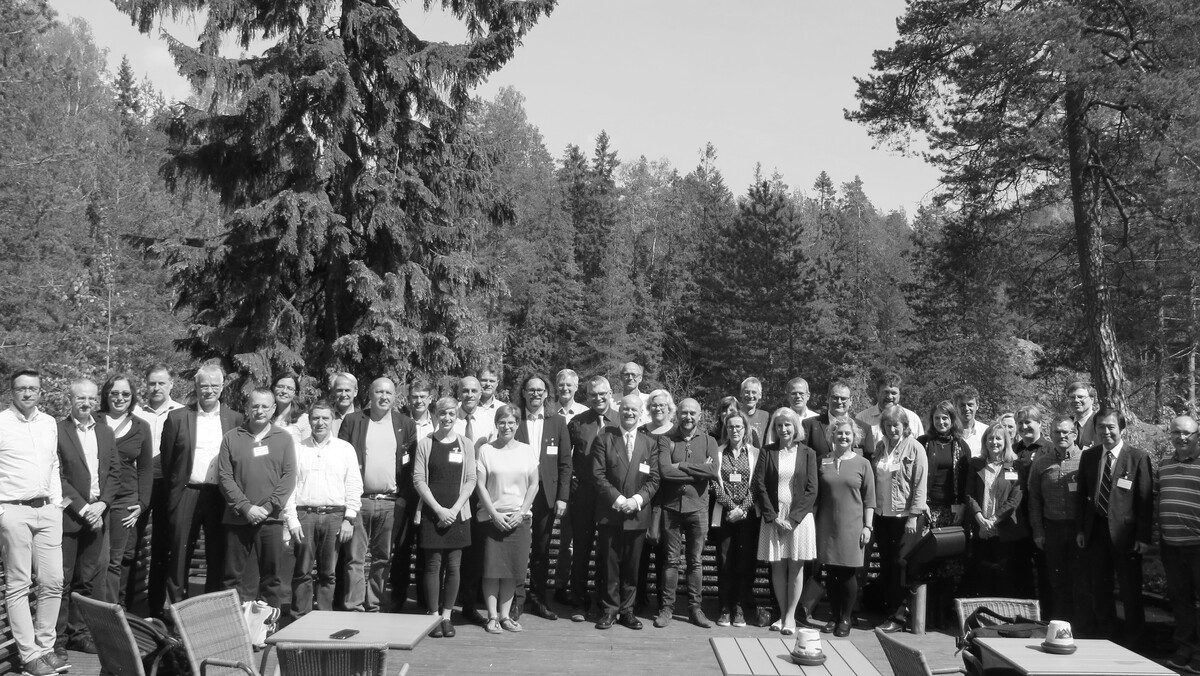 Participants of the workshop that took place in Espoo (Finland) on 21 and 22 May 2019. Copyright: Dr Giorgia Pallocca.