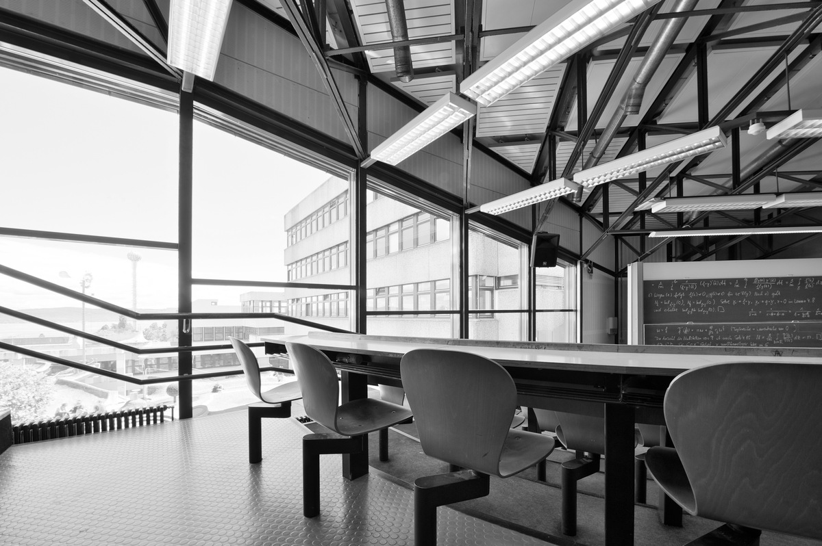Lecture hall at the University of Konstanz. Photo: University of Konstanz